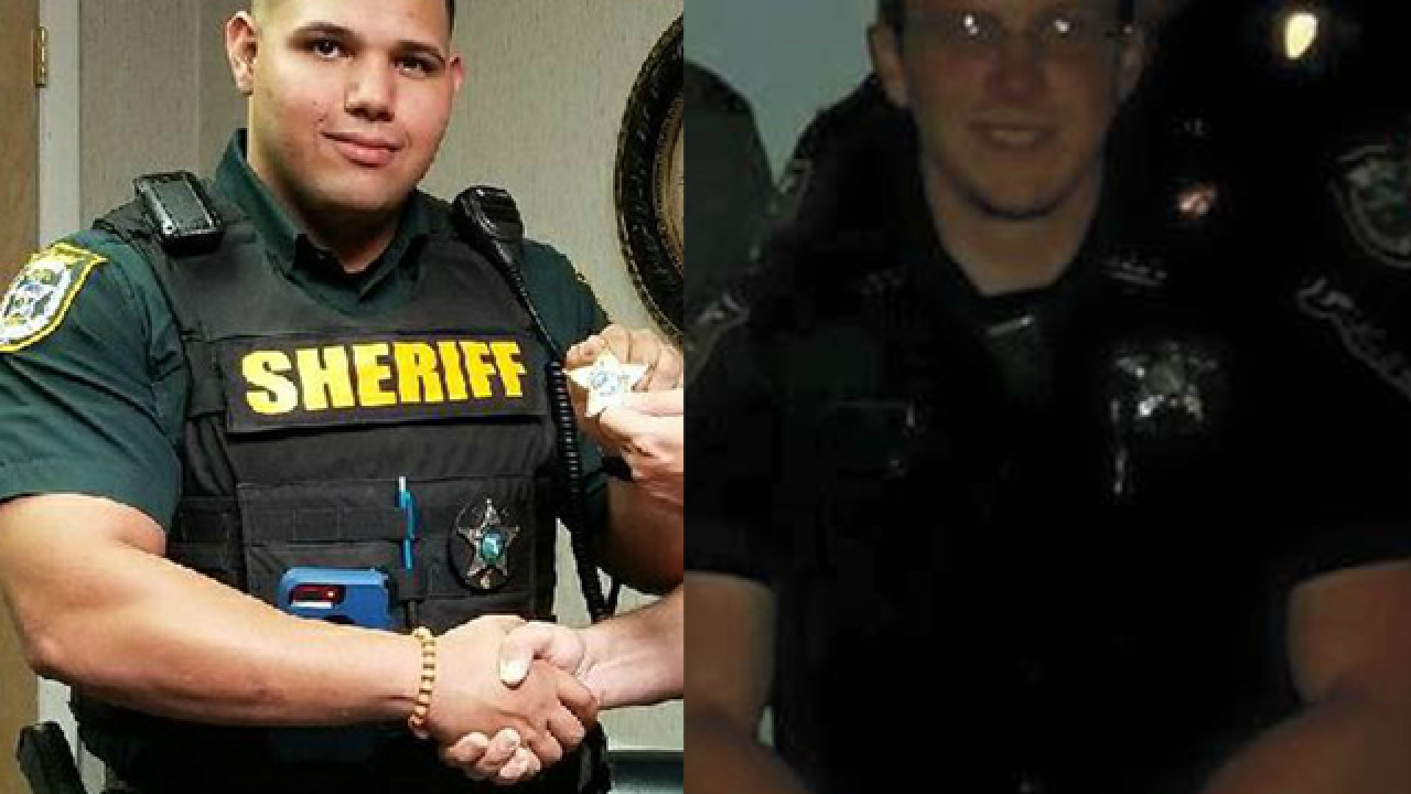 Two deputies killed in line of duty in Florida