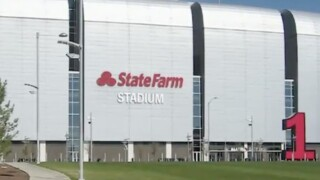 Arizona Cardinals venue to be known as State Farm Stadium