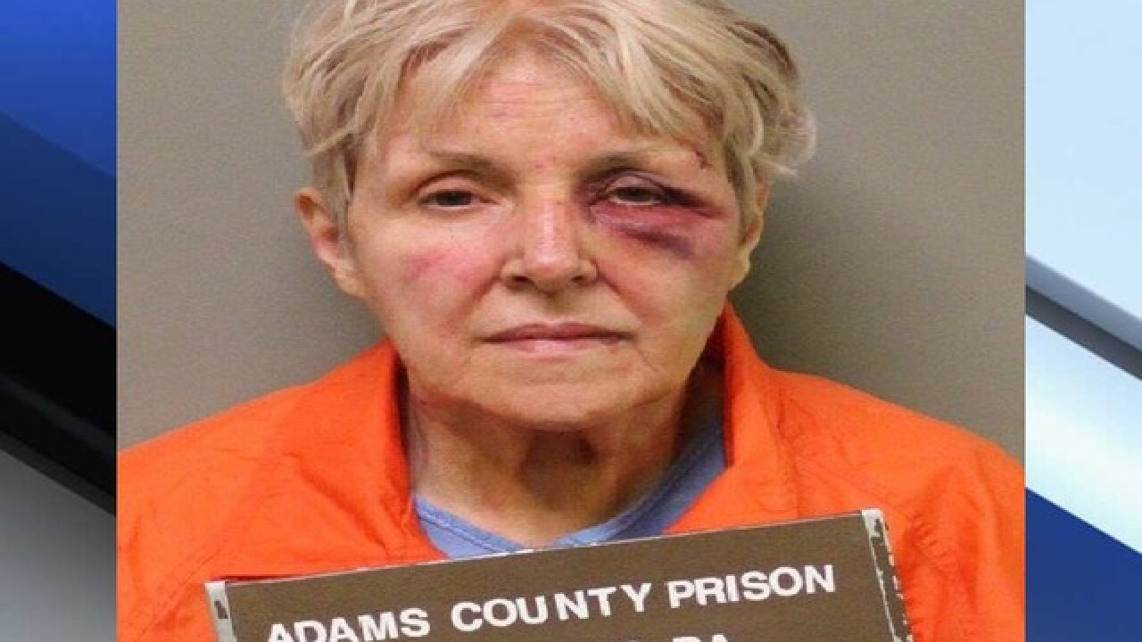 Woman stabbed husband to prevent him from using medical marijuana: police