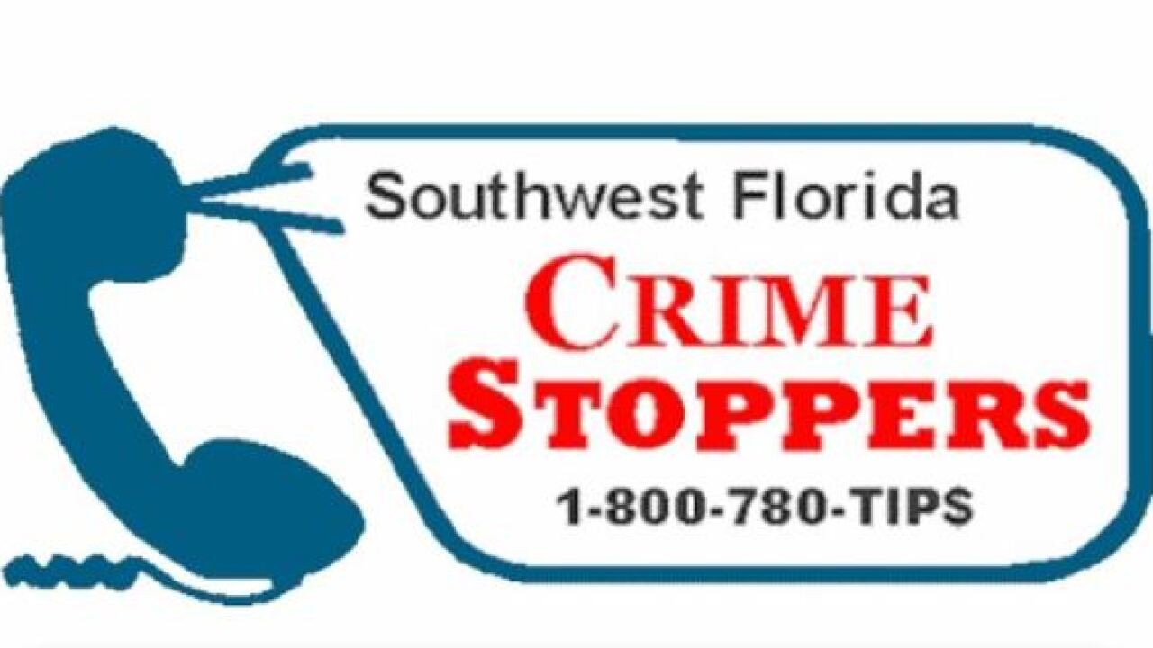 Rewards tripled for Crime Stoppers tipsters