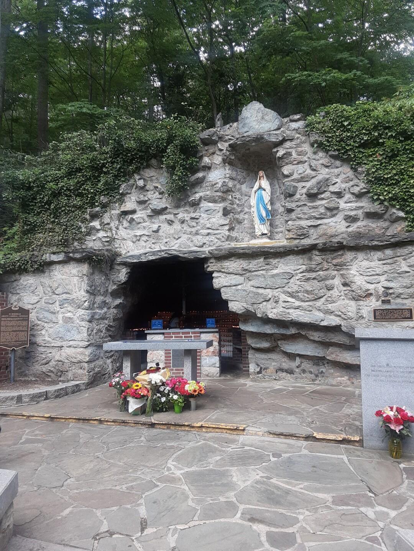 Grotto Shrine