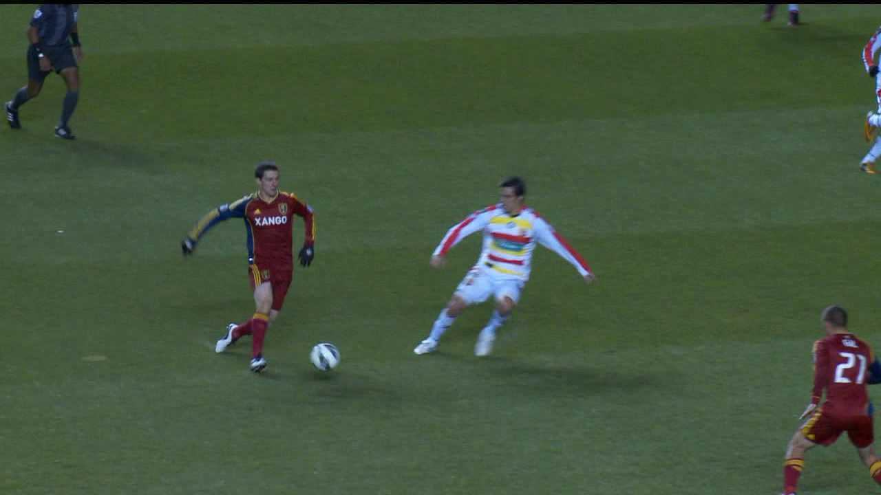 Draw forces RSL out of CONCACAF running