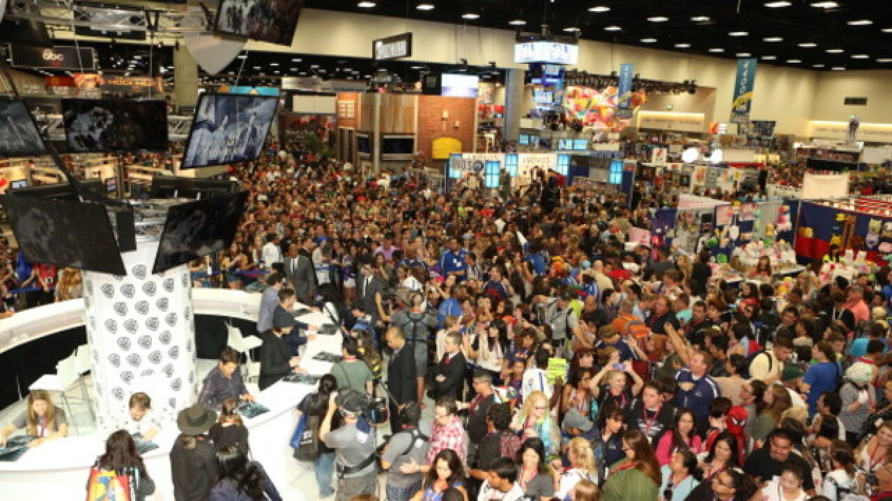 Typical: San Diego Comic-Con passes sell out