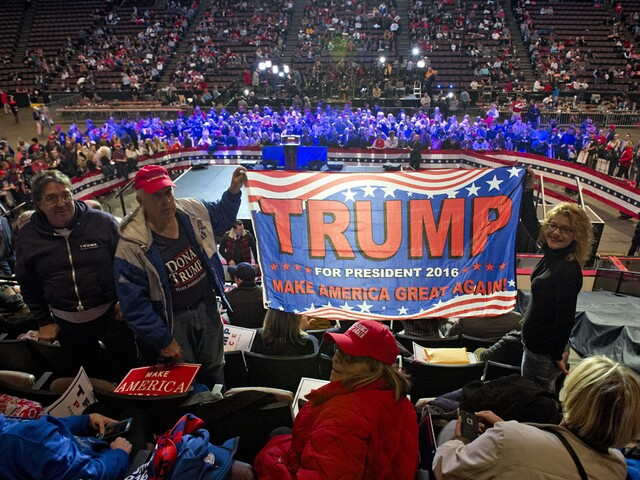 Inside Donald Trump's Cincinnati 'Thank You' tour speech