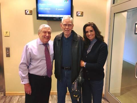 John Popovich, Allan White, and Tanya O'Rourke
