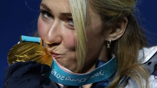 Favorite Mikaela Shiffrin misses out on slalom medal at Olympics