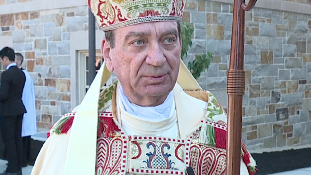 Cincinnati Archbishop Dennis Schnurr