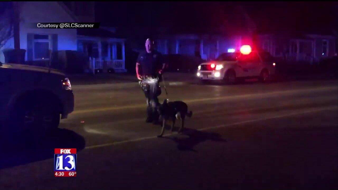 Police arrest suspects in string of vehicle burglaries in Salt LakeCounty