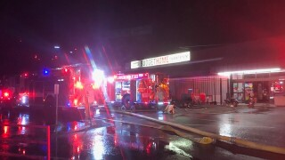 Fire at Longmont hardware store
