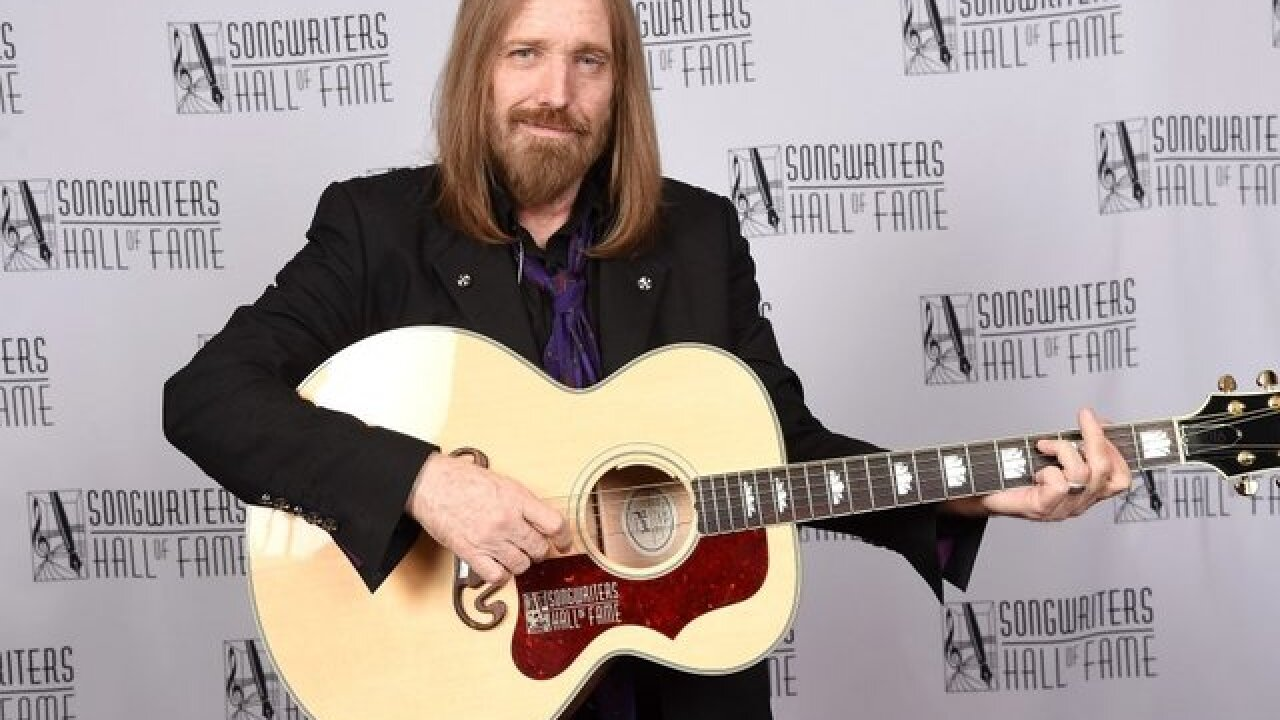 Family: Tom Petty died of accidental drug OD