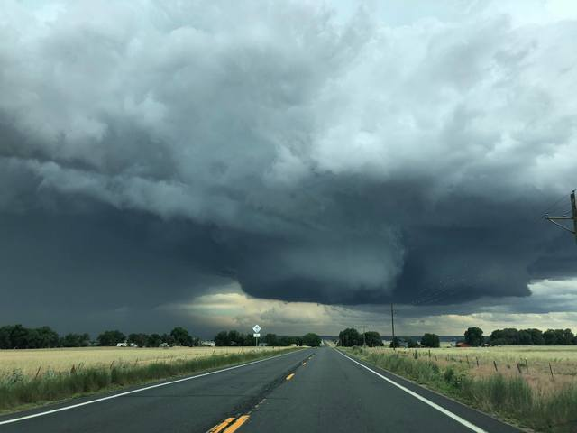 Gallery: Severe storms move across Colorado Tuesday