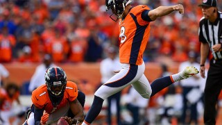Broncos win ugly game against rival Raiders with last second field goal