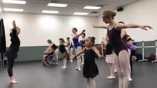 ballet for me