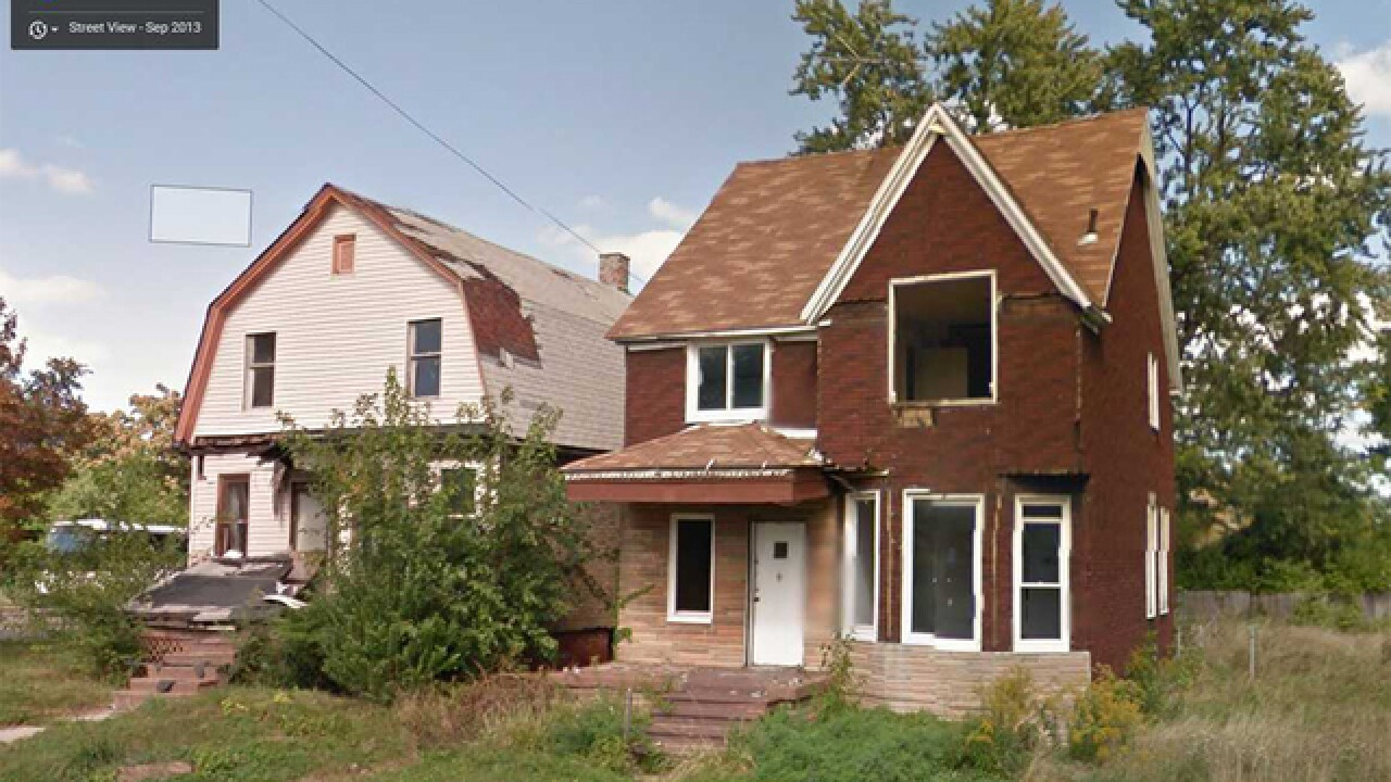 City of Detroit suspends contractors for demolishing wrong house