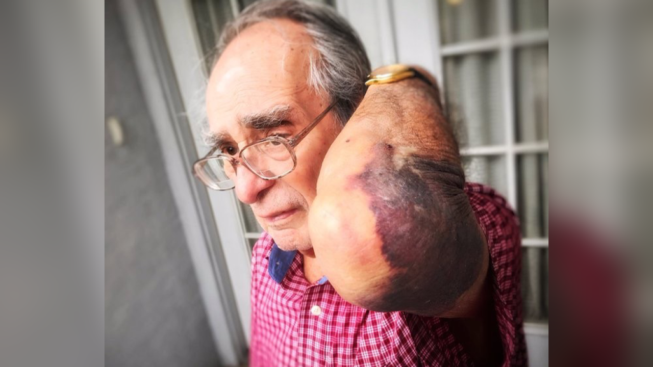 Grandpa beaten up, carjacked while shopping for Mother's Day gift for wife of 64 years