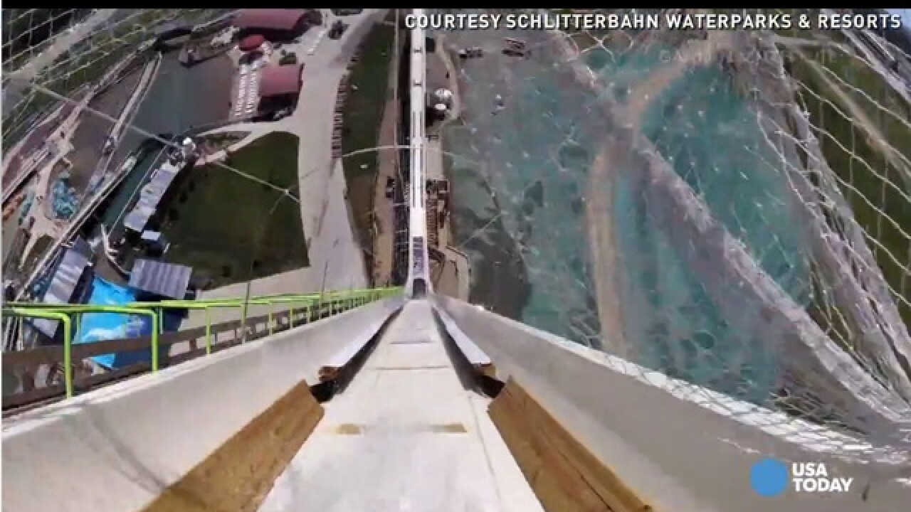 Schlitterbahn announces new delay for Verrückt; continues testing