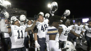 HIGHLIGHTS: No. 9 Montana State outlasts No. 19 Weber State, 13-7