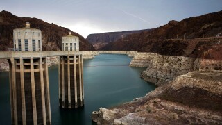Colorado River-Water Shortage
