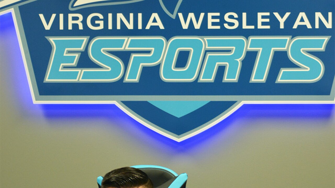 Virginia Wesleyan becomes second college in Hampton Roads to launch E-Sports team