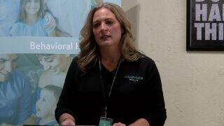 Behavioral Health Director Dusti Zimmer