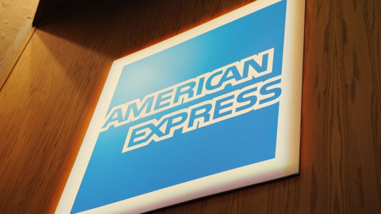 American Express hiring work-from-home employees