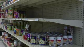 Great Falls Community Food Bank donations unusually low this summer