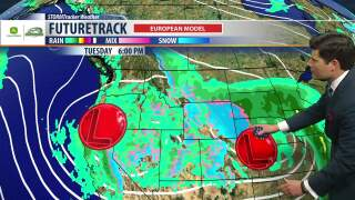 Montana Ag Network Weather: May 20th