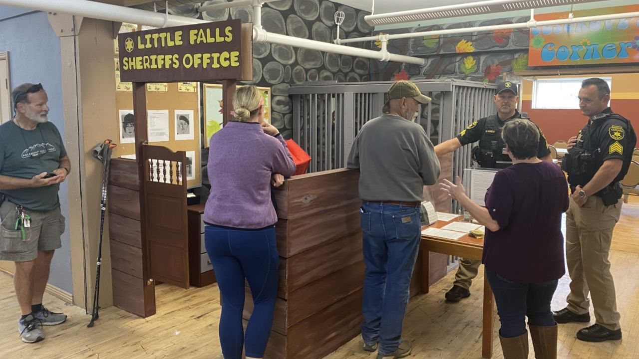 """""""Little Falls Sheriff's Department"""" opens at Children's Museum of Montana"""