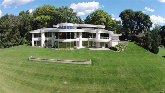 PHOTOS: Unique Franklin Mansion hits the market for nearly $2 Million