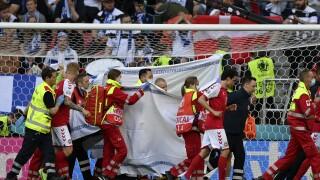 Denmark Finland Euro 2020 Soccer