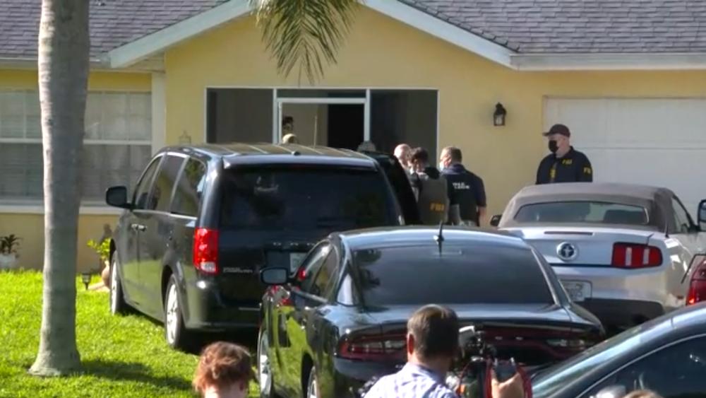 Brian Laundrie search warrant