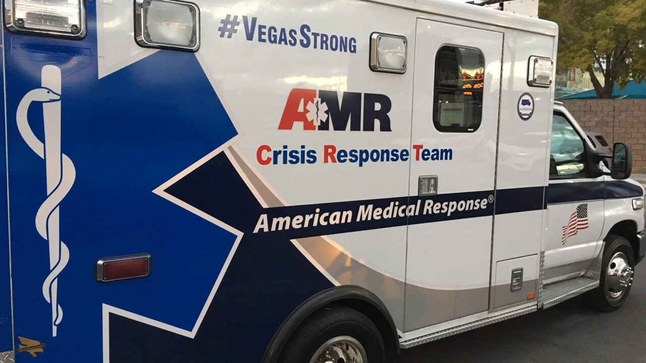 Crisis Response Team in Las Vegas
