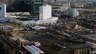 Las Vegas Shooting Memorial Site