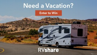 RVshare Get off the Grid Sweepstakes