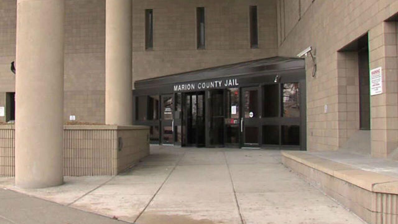 Inmate dies at Marion Co. Jail