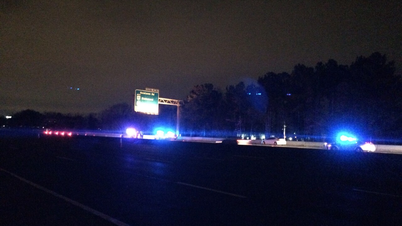 Virginia State Police investigating possible shooting on I-264