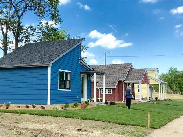Photo gallery: Inside Detroit's new tiny homes