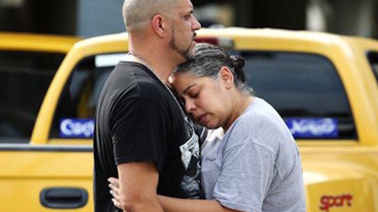 49 victims after gunman opens fire in Orlando, Florida nightclub