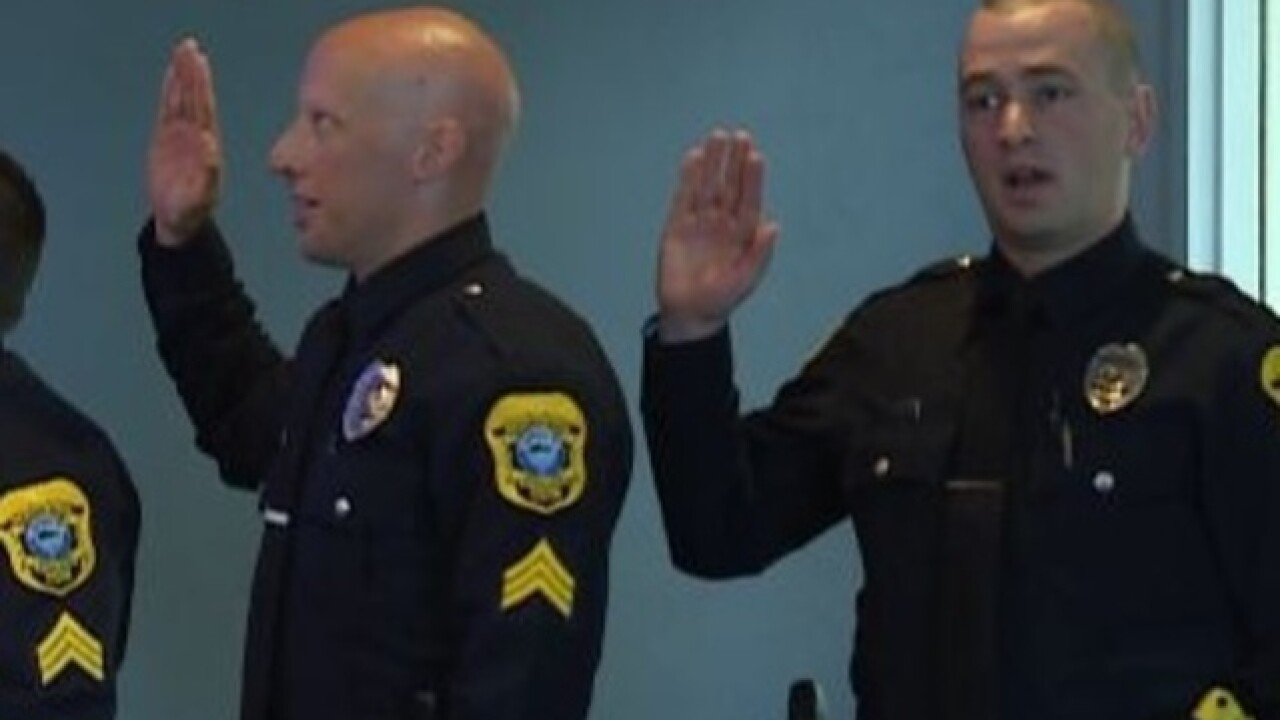 Green Bay PD brings back rank of Sergeant