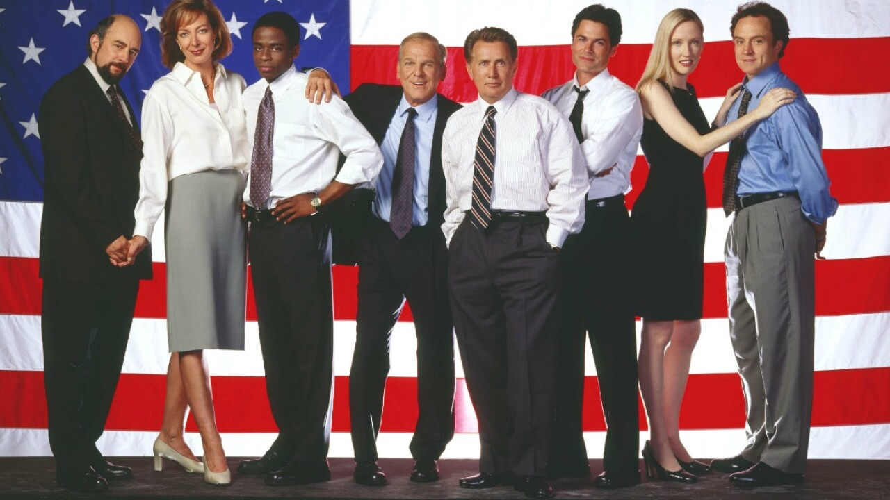 5 ways Election 2016 is like 'The West Wing'