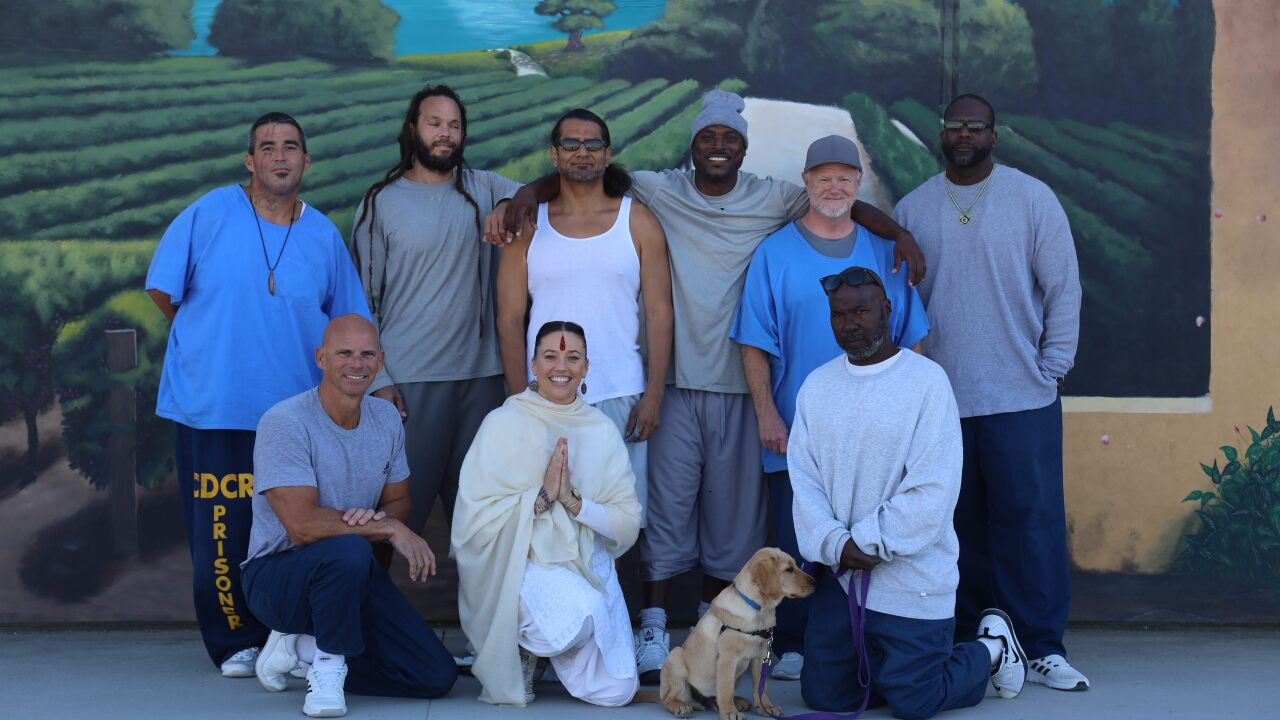 Donovan State Prison mural project