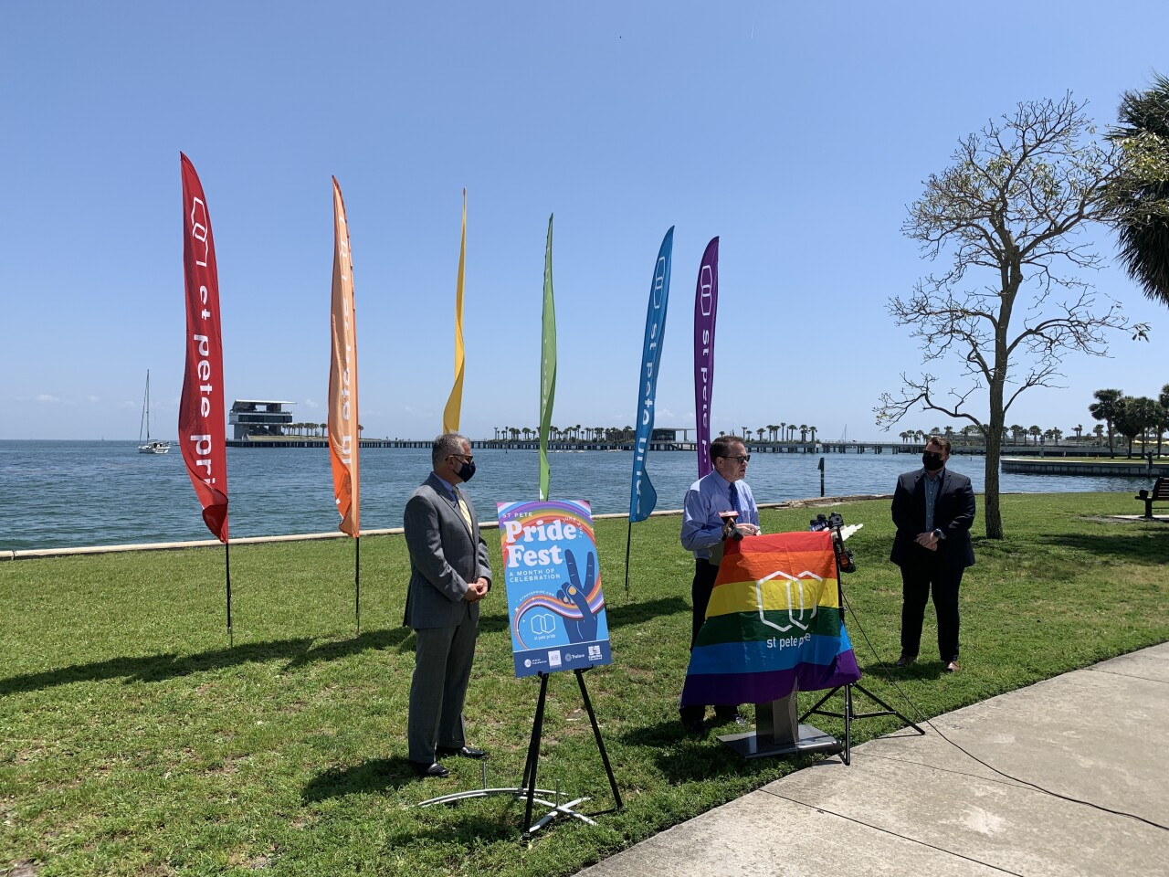 St. Pete Pride Festival returns this summer with month-long event