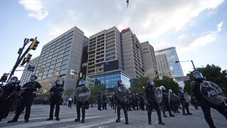 Atlanta mayor: 2 police officers fired for using excessive force during protest