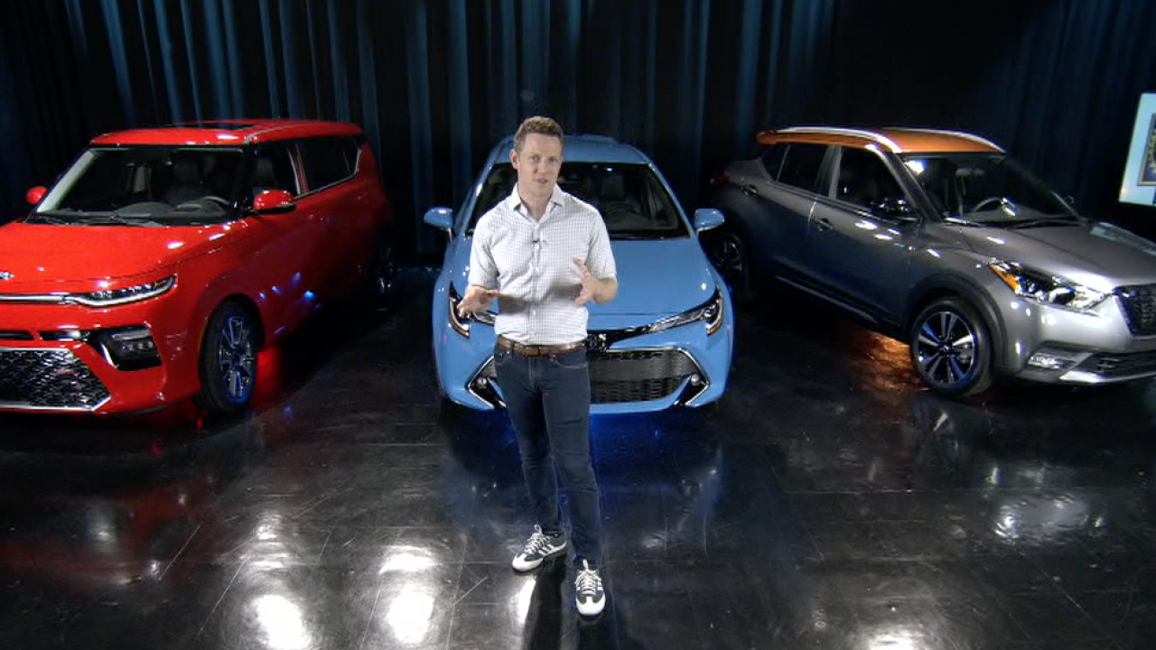 Kelley Blue Book names top 10 coolest new cars under $20K