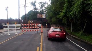 Riverside Drive Closure