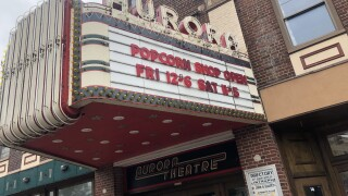Aurora Theater has been closed for 4 months