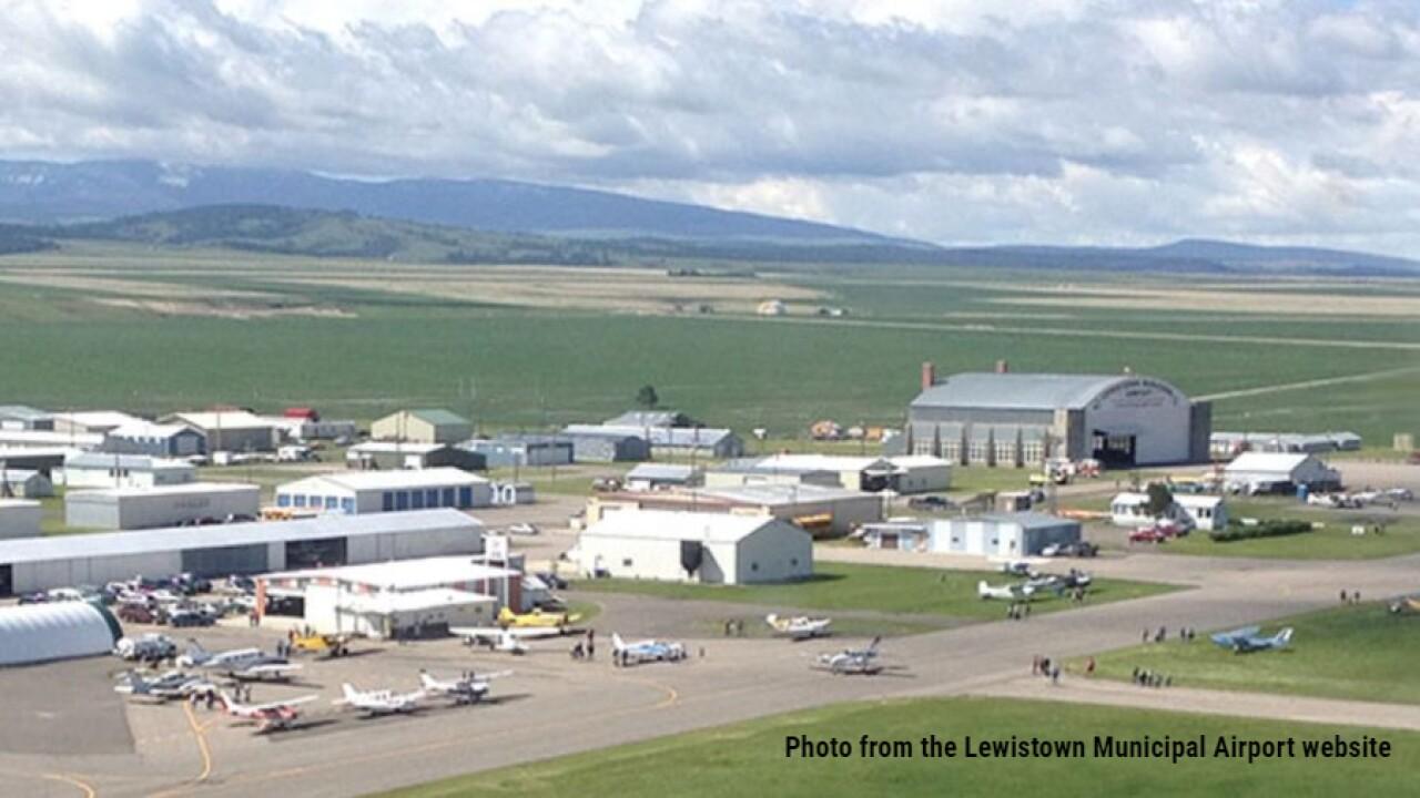 Lewistown Municipal Airport