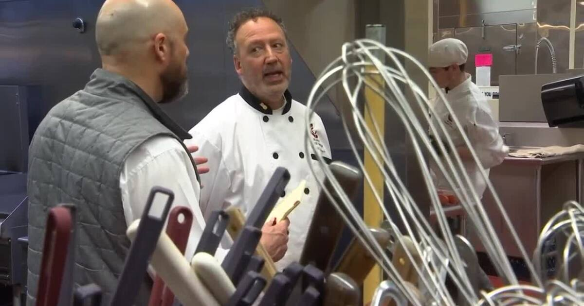 After surviving heart attack, Billings chef starts teaching