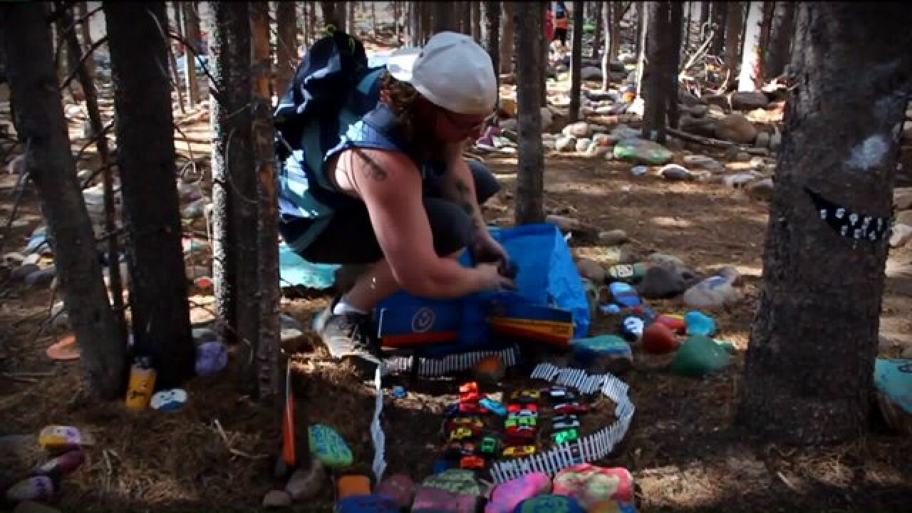 Founder of Utah's 'Fairy Forest' organizes effort to restore area's naturalbeauty