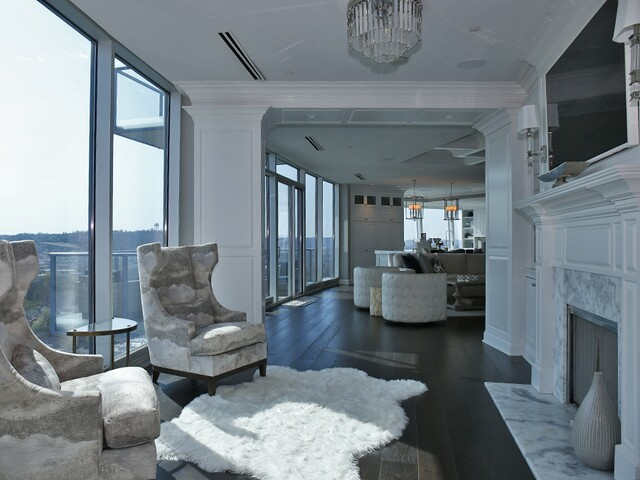 Home Tour: This Covington condo, offered for $2.62M, offers great views in every direction